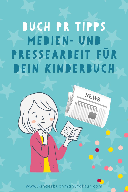 Buch PR Tipps Buchmarketing Kinderbuch