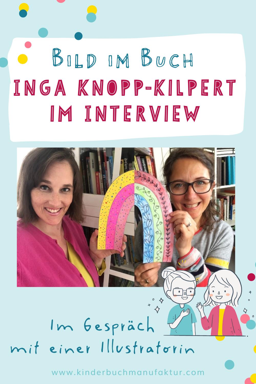 Inga Knopp-Kilpert Kinderbuch Illustratorin