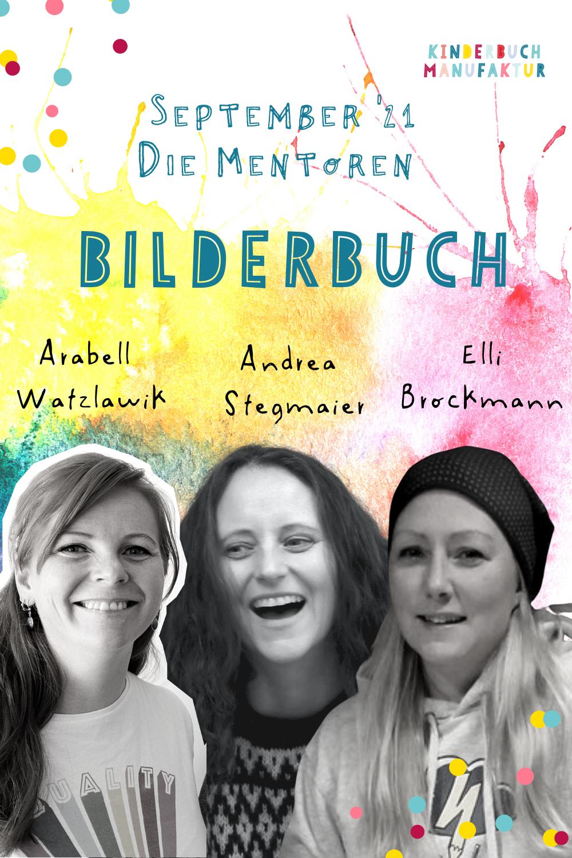 KinderbuchManufaktur Arabell Watzlawik Andrea Stegmaier Elli Brockmann