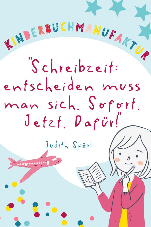 Judith Spörl Schreibzeit