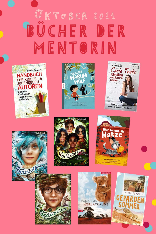 Bücher Sylvia Englert Katja Brandis Mentorin KinderbuchManufaktur