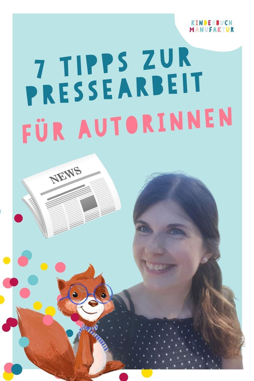Alina Gries im Interview zu Pressearbeit für Autoren