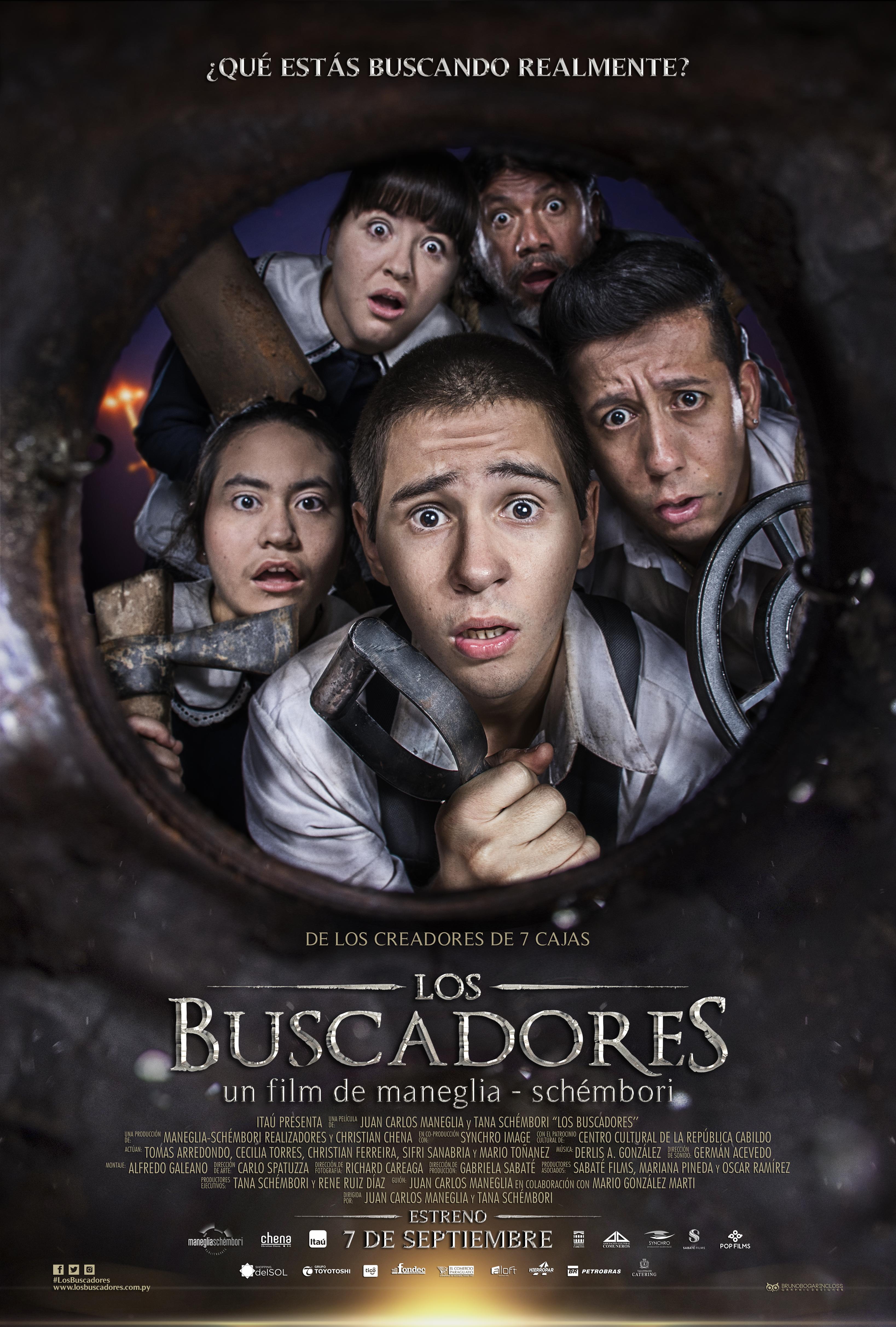 Los Buscadores (2017)