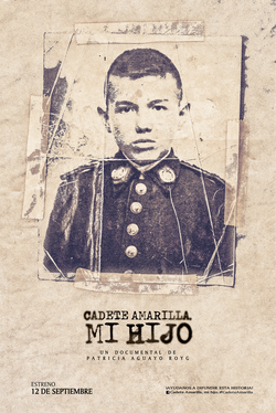 Cadete Amarilla, mi hijo (2019)