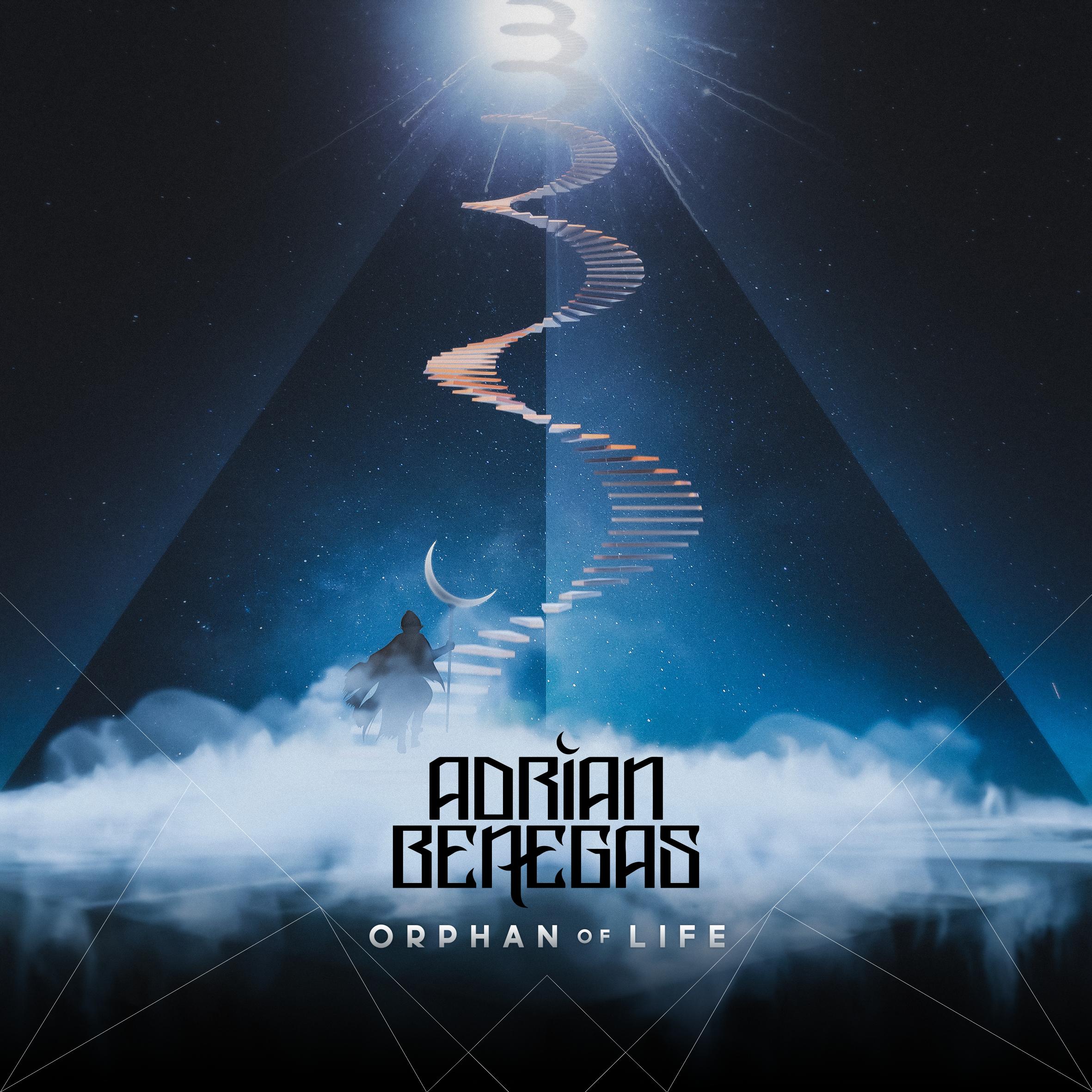 Adrián Benegas - Orphan Of Life