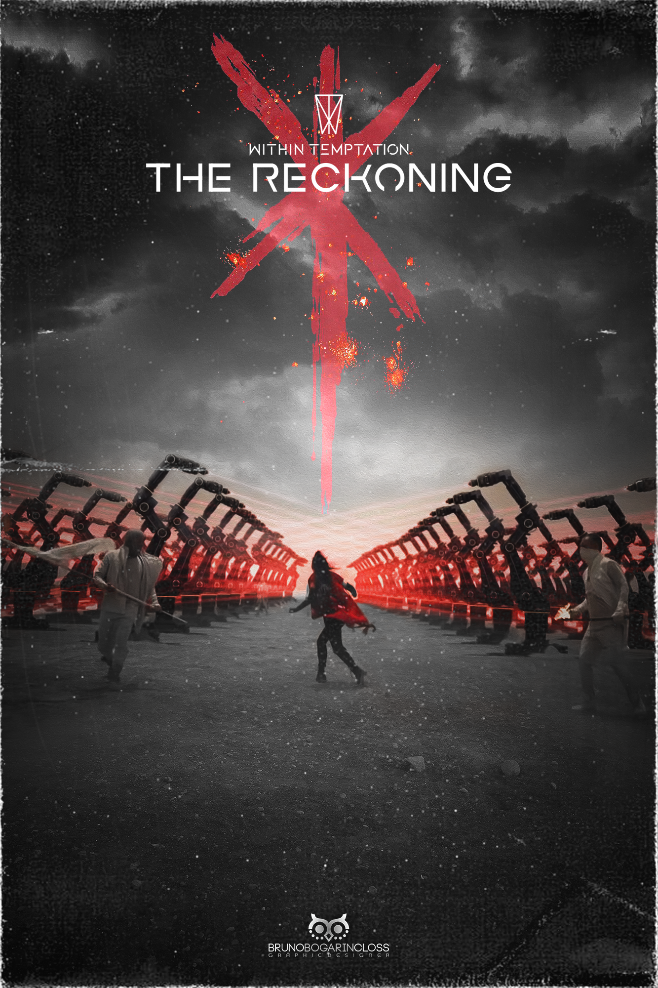 Within Temptation The Reckoning 2020