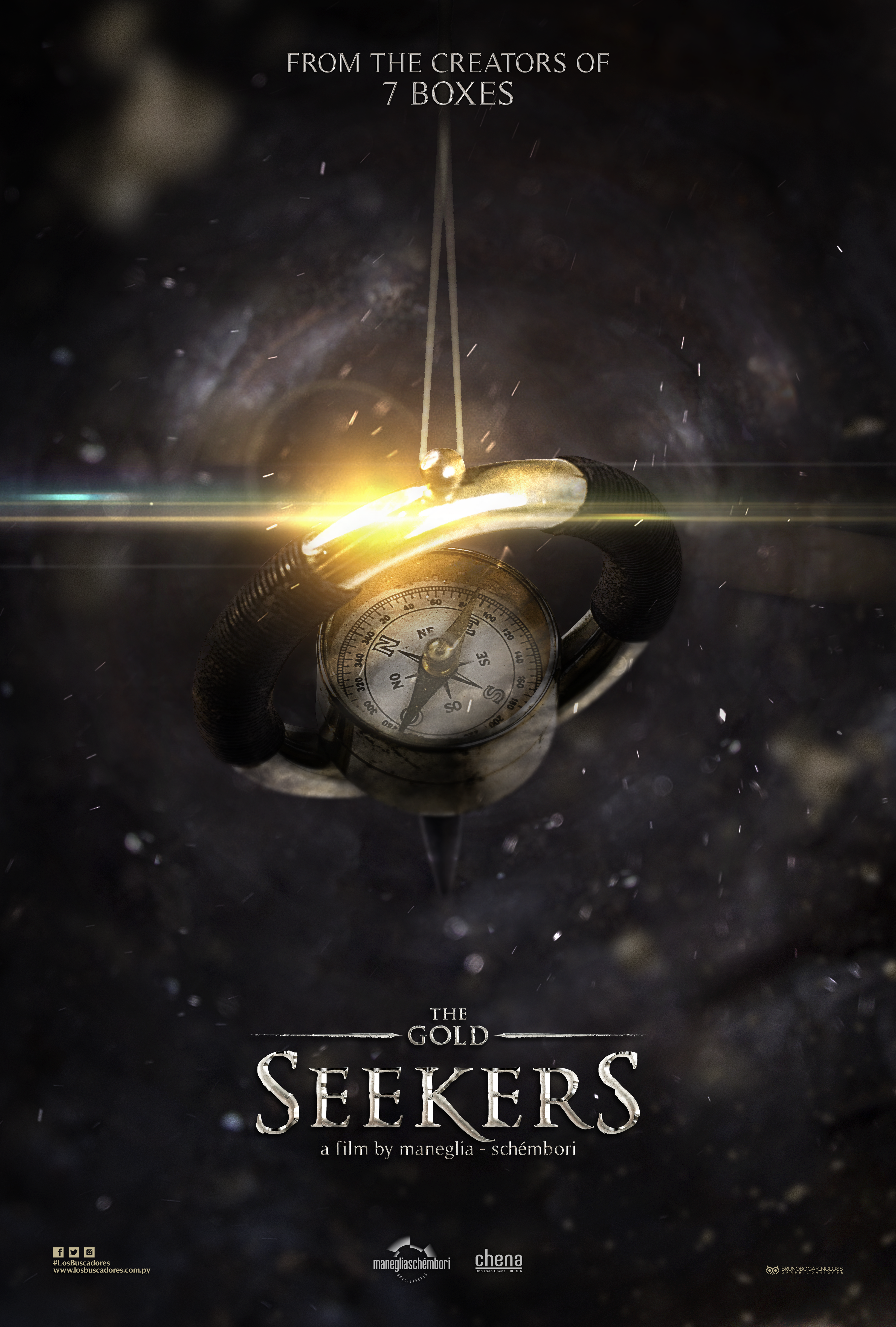 The Gold Seekers (2017)