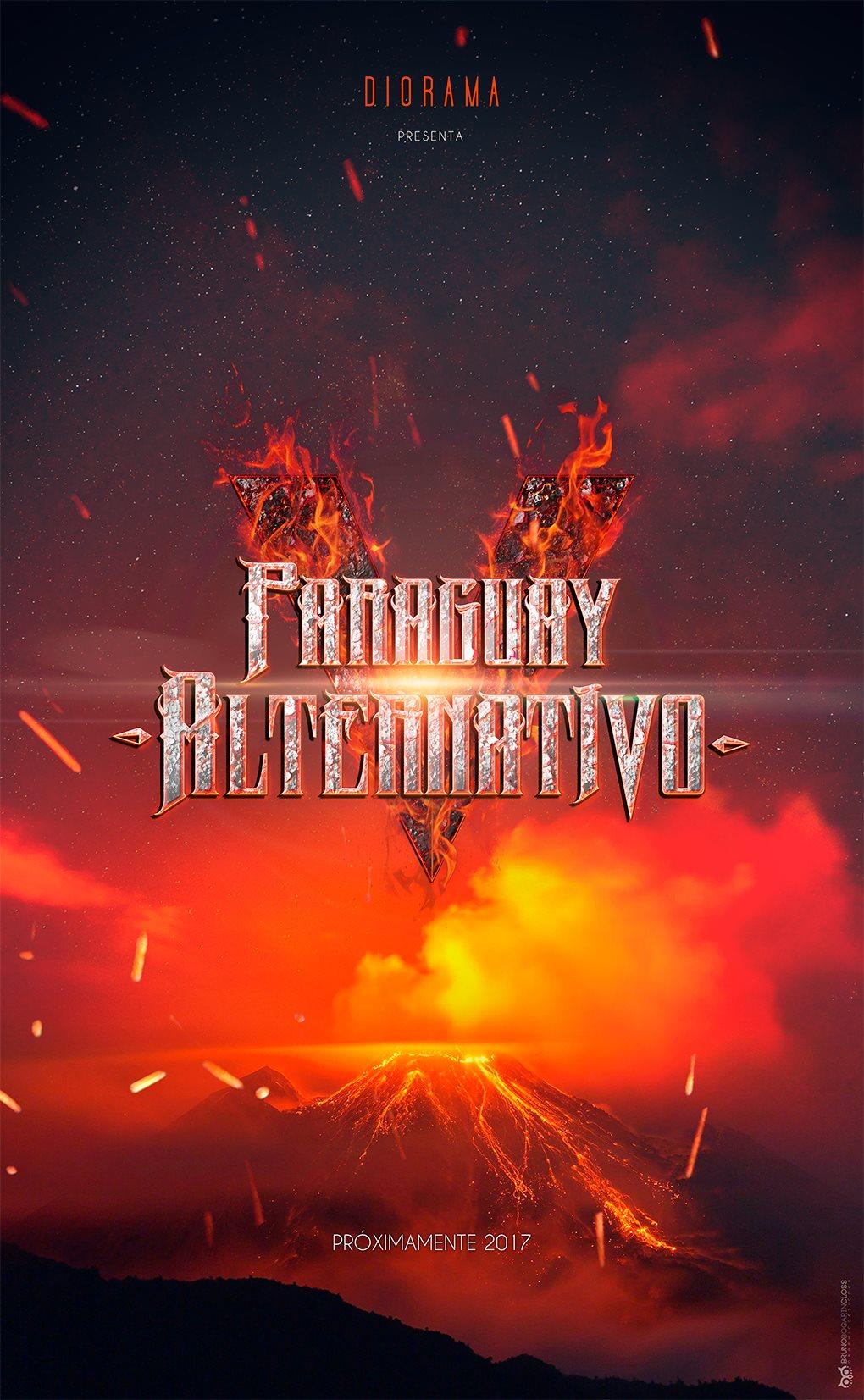Paraguay Alternativo V (2017)