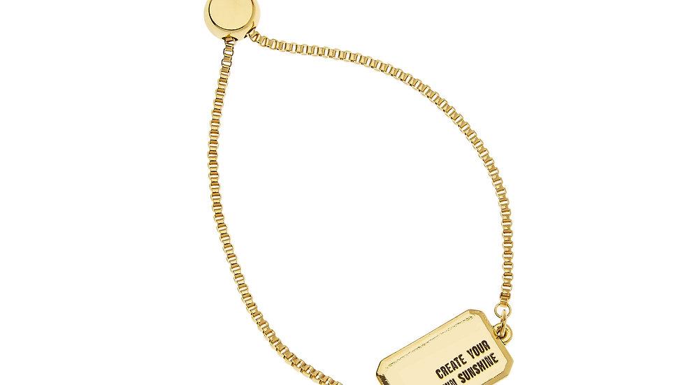 Create Your Own Sunshine Bracelet