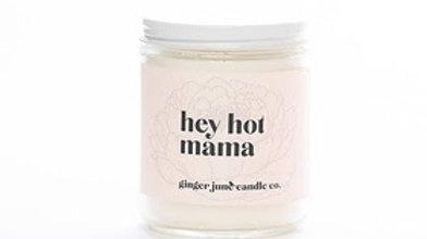 hey hot mama candle