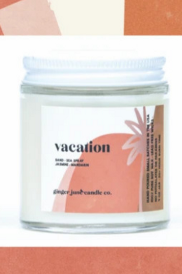Vacation Candle