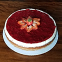 Springform Cheesecake - Berry Topping