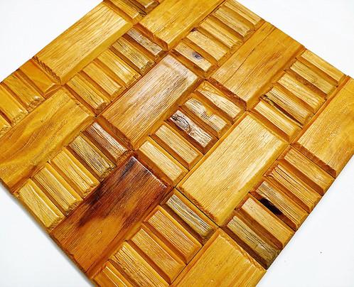 UK Supplier Of Wood Wall Tiles, Wood Mosaic, Wall Covering Panels ...