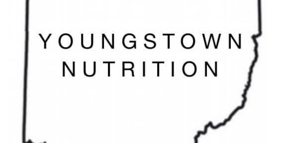 Youngstown Nutrition Dine to Donate Event!