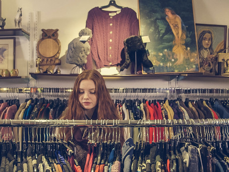 Second-hand Clothing - Online & Thrift Store