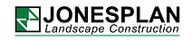 Jonesplanlandscapeconstructionlogoinfron