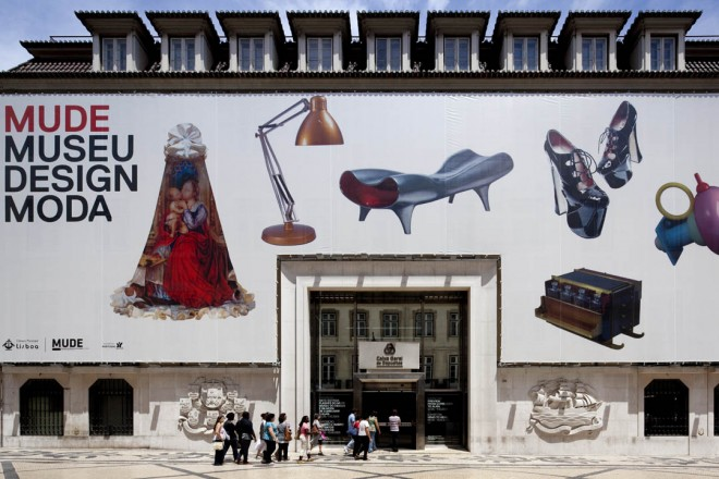 Mude Design And Fashion Museum In Lisbon