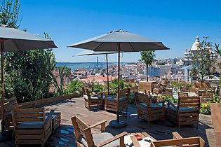 park, lisbon rooftop bar