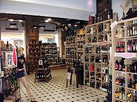 napoleao, lisbon wine shop