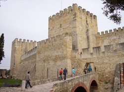 St. Jorge Castle
