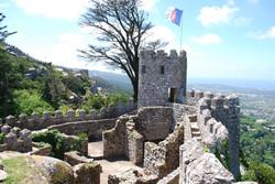 Moorish Castle viewpoint