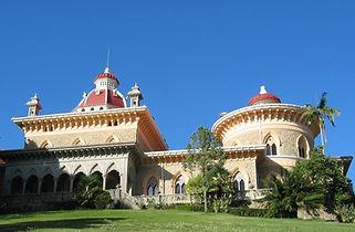 palace of monserrate, sintra
