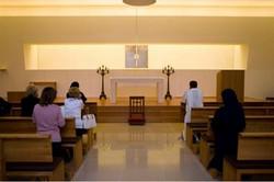 The Holy Sacrament Chapel