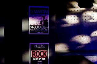 sabotage rock club, lisbon