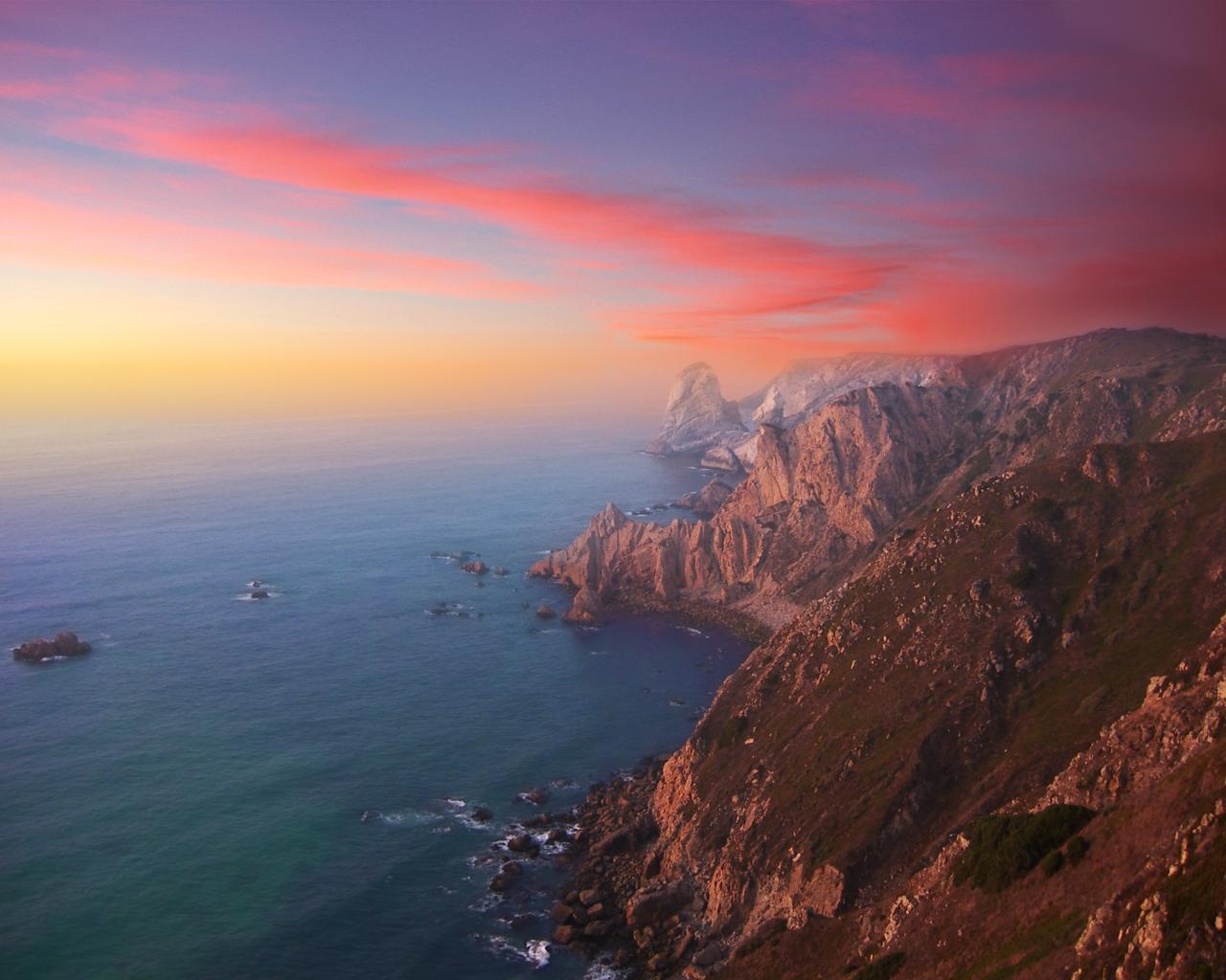 """""""Cabo da Roca"""" viewpoint"""