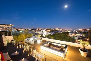 sky bar, lisbon rooftop bar