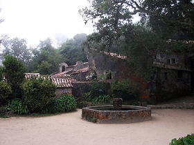 convent of capuchos, sintra