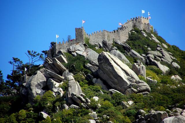 Mourish Castle - Sintra