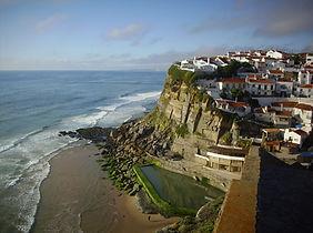 sintra beaches, azenhas do mar