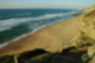 sintra beaches, aguda