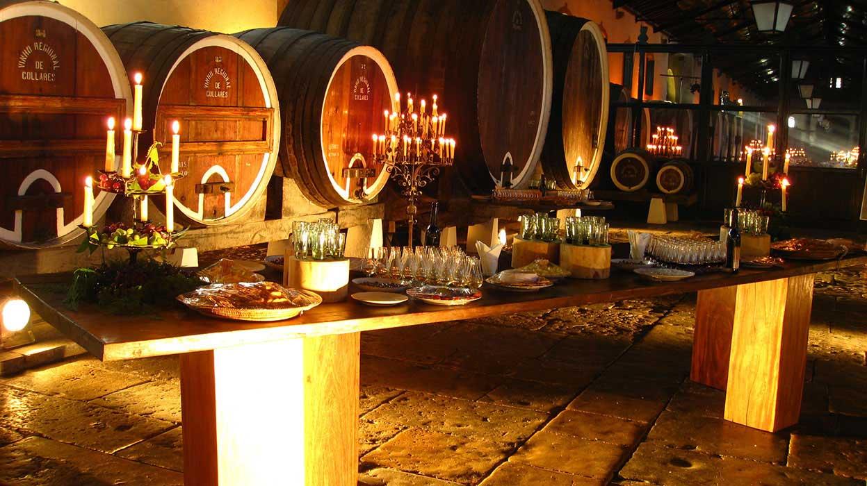 Colares Wine Tasting