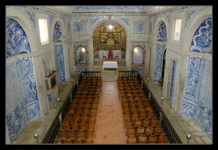 Sesimbra - Castle Church