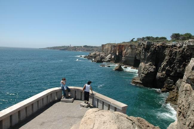 """""""Boca do Inferno"""" viewpoint"""