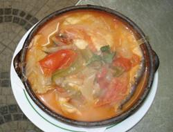 Nazaré fish stew