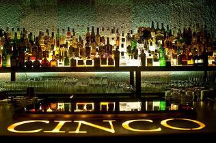 cinco lounge, lisbon bar