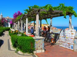 Santa Lúzia viewpoint
