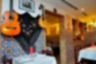 maritima das colunas, lisbon restaurant