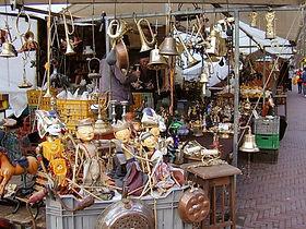 feira da ladra, lisbon