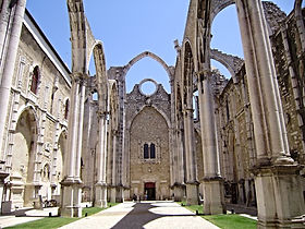 Convent of Carmo