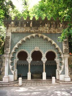 Fountain of Friendship Sintra