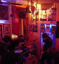 indie rock café