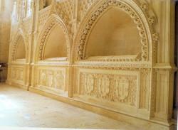 D. Joao II & prince D. Afonso tombs