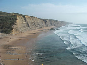 sintra beaches, magoito