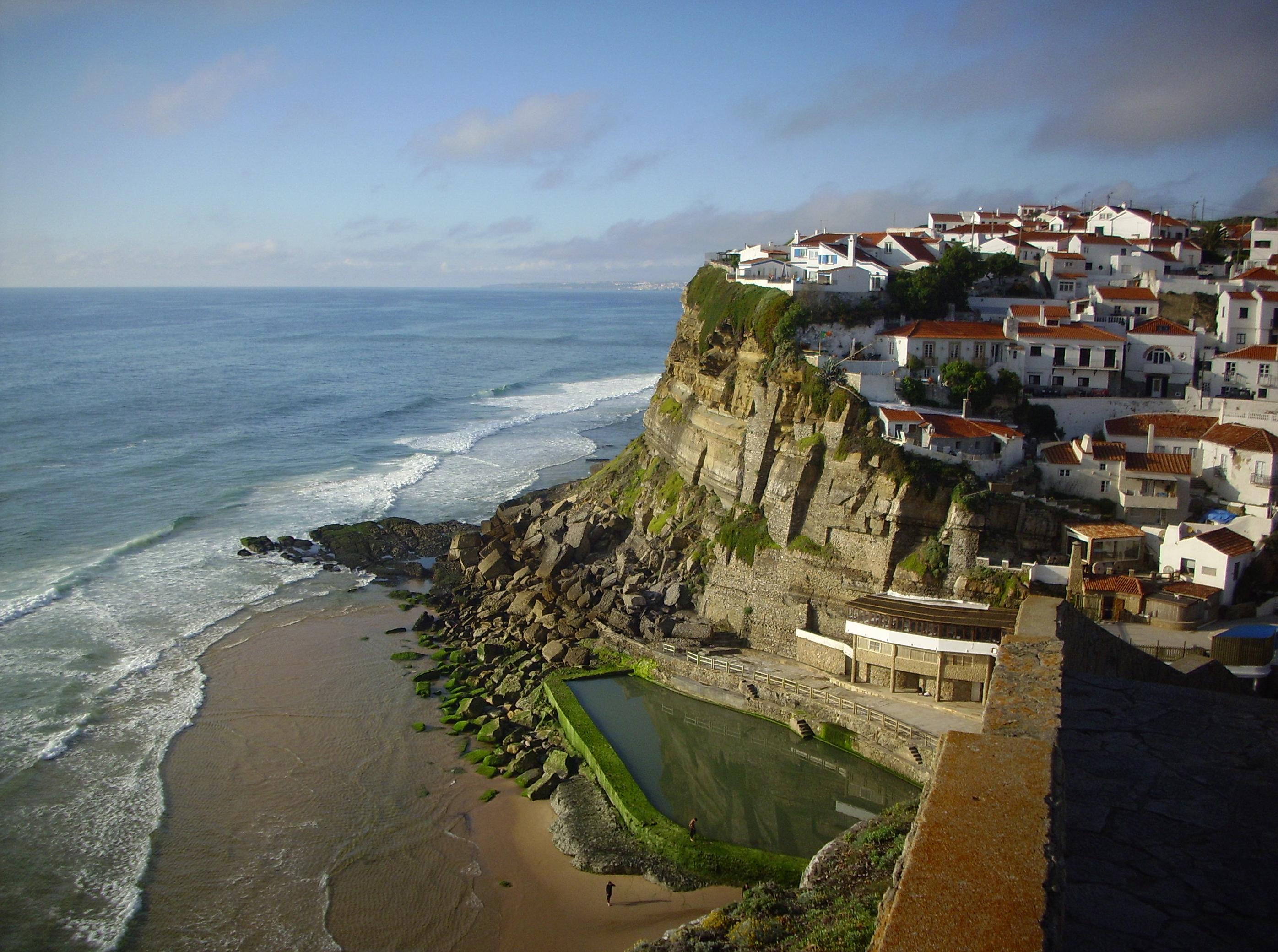 Azenhas do Mar village