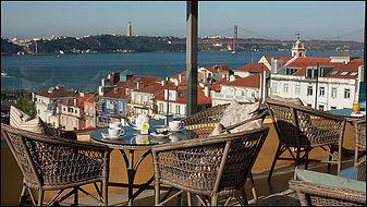 terrace ba, lisbon rooftop bar