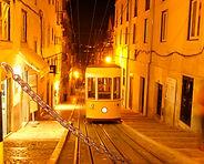 bica street, lisbon